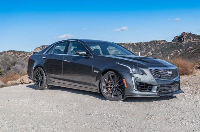 Best 2018 Cadillac Cts V Price and Release date