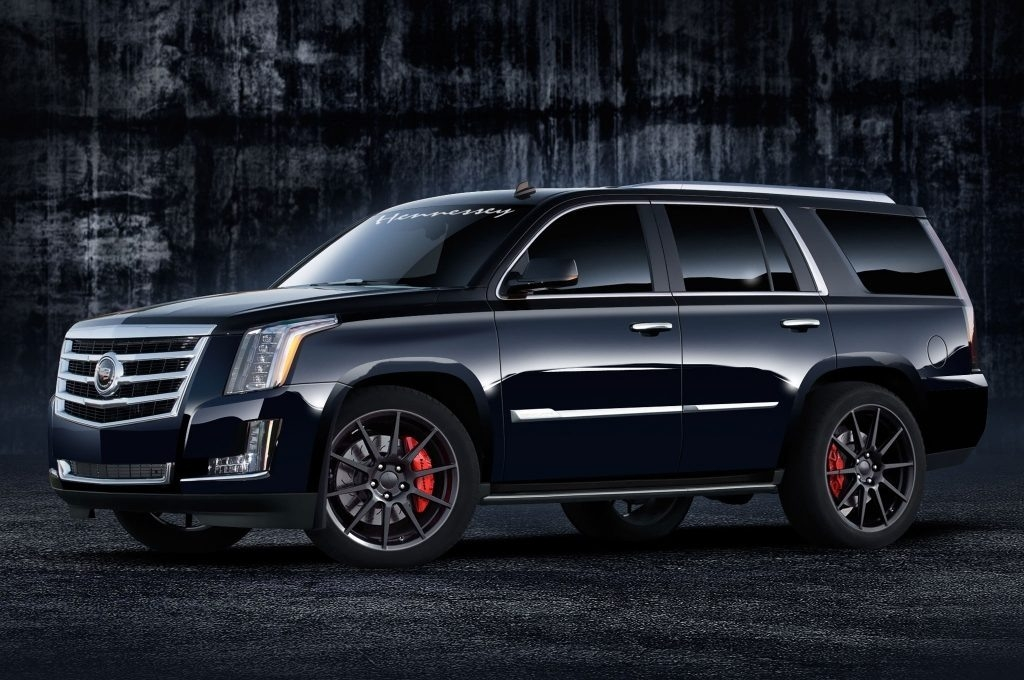 The 2018 Cadillac Escalade Vsport Redesign