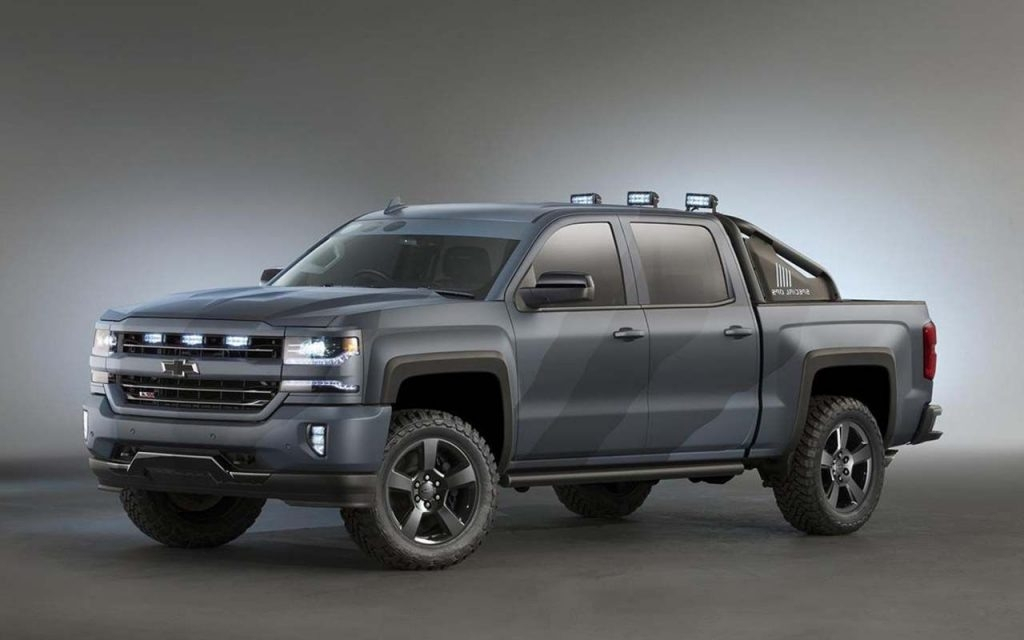 The 2018 Chevy Avalanche First Drive