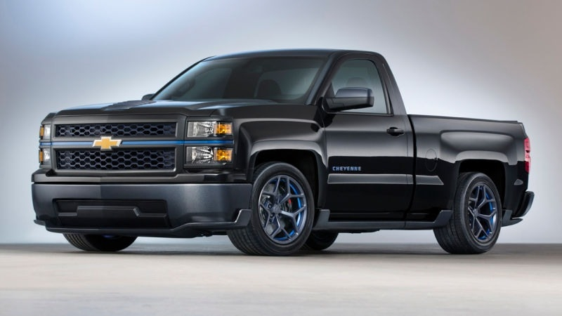 Best 2018 Chevy Cheyenne Ss Release date and Specs