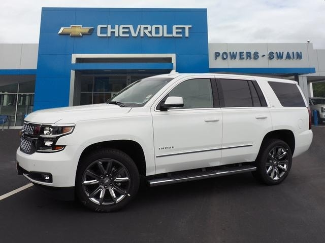 The 2018 Chevy Tahoe Review