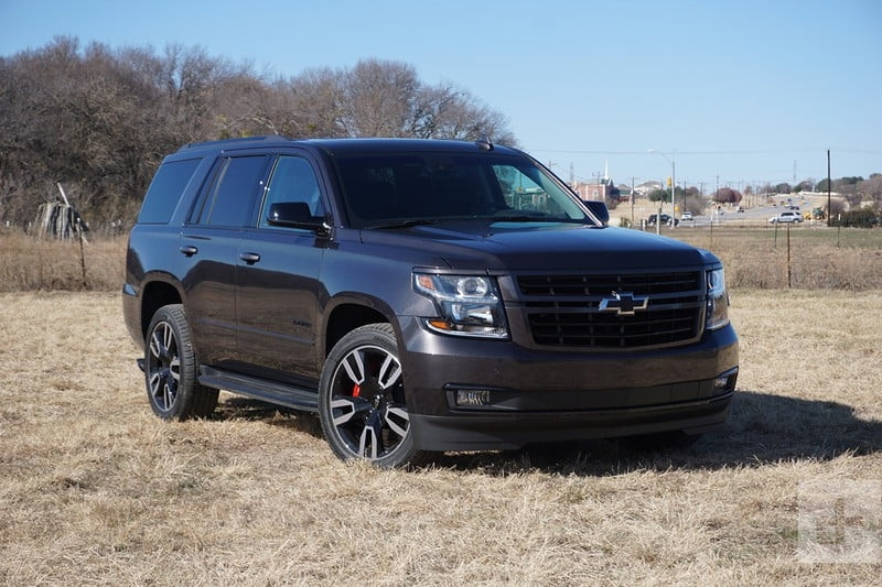 The 2018 Chevy Tahoe First Drive