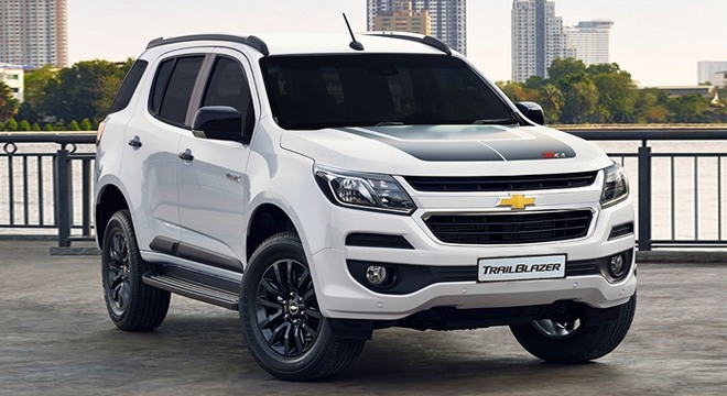 2018 Chevy Trailblazer New Release