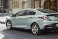 The 2018 Chevy Volt Review