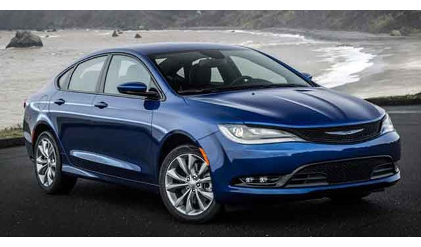 2018 Chrysler 100 Exterior