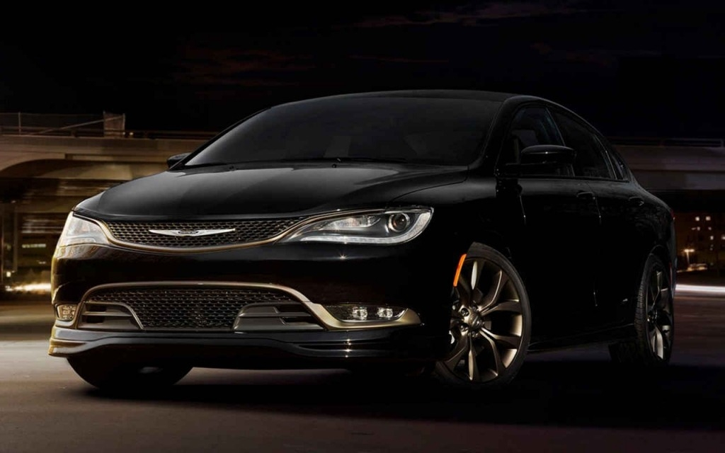 2018 Chrysler 100 New Review