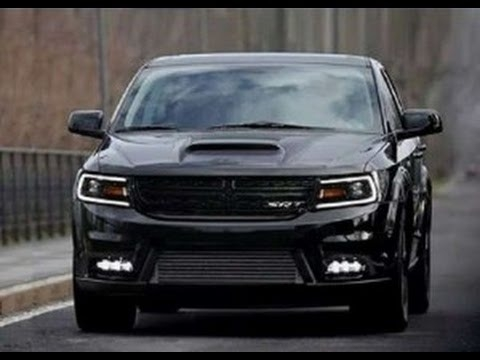 New 2018 Dodge Journey Srt Release date and Specs