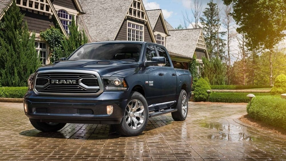 The 2018 Dodge Ram Truck New Review