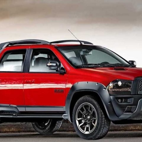 New 2018 Dodge Rampage Concept