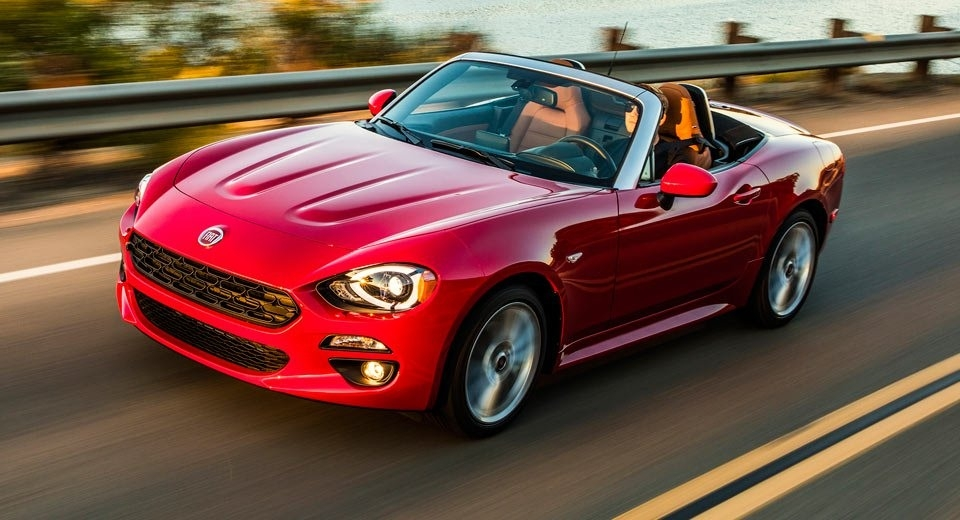 2018 Fiat Spider Release date and Specs