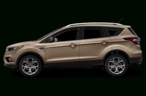 The 2018 Ford Escape Redesign