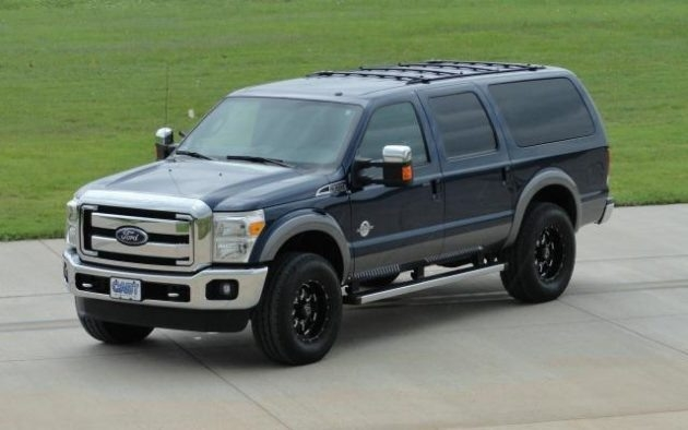 New 2018 Ford Excursion New Interior