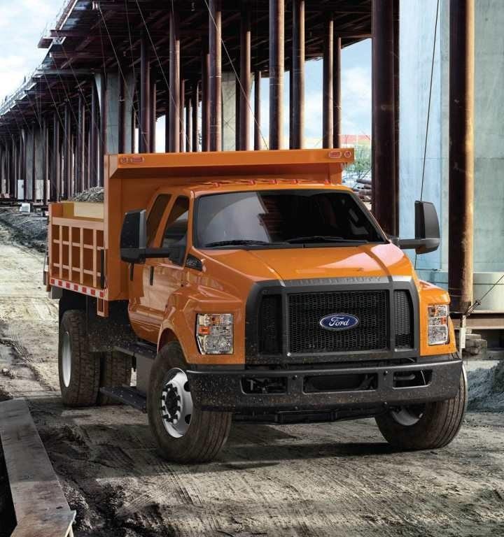 Best 2018 Ford F 650 F 750 Specs and Review