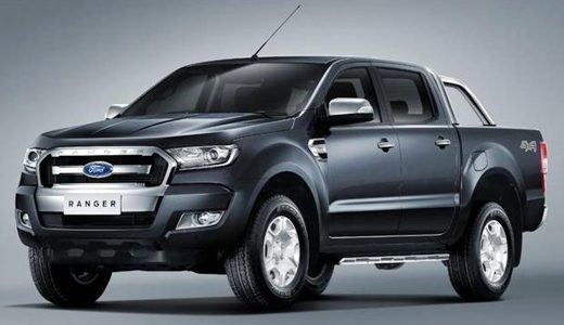 2018 Ford F100 Exterior