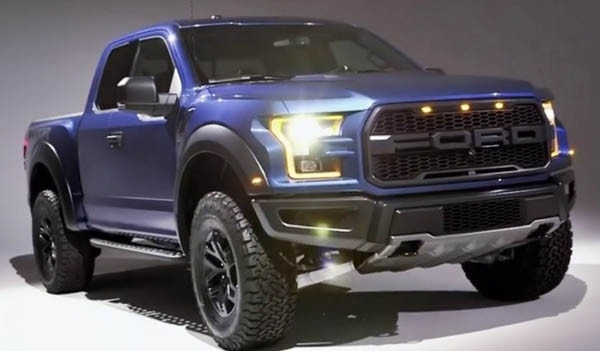 Best 2018 Ford F150 Svt Raptor First Drive