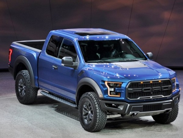 New 2018 Ford F150 Svt Raptor Release Date