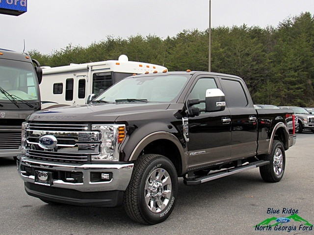 2018 Ford F250 Concept