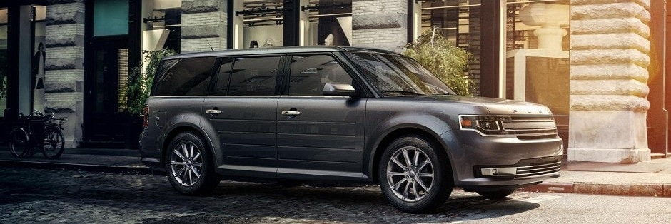 The 2018 Ford Flex Specs and Review