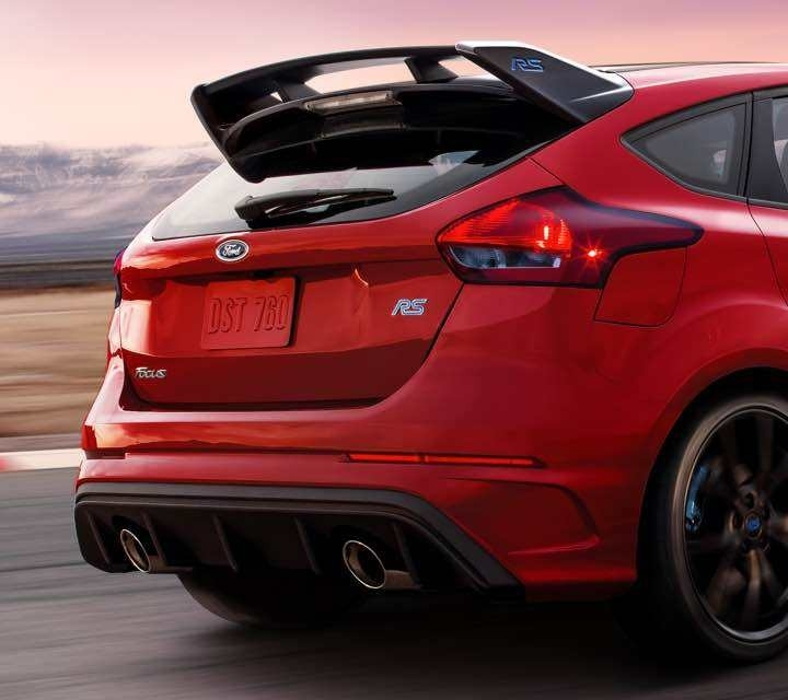 New 2018 Ford Focus Rs New Review