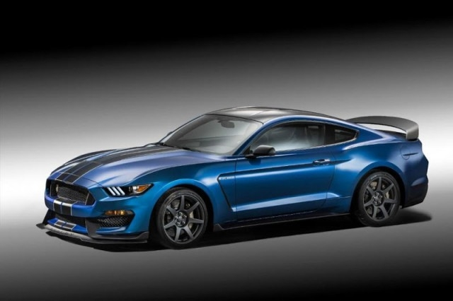 Best 2018 Ford Mustang Shelby Gt500 Exterior