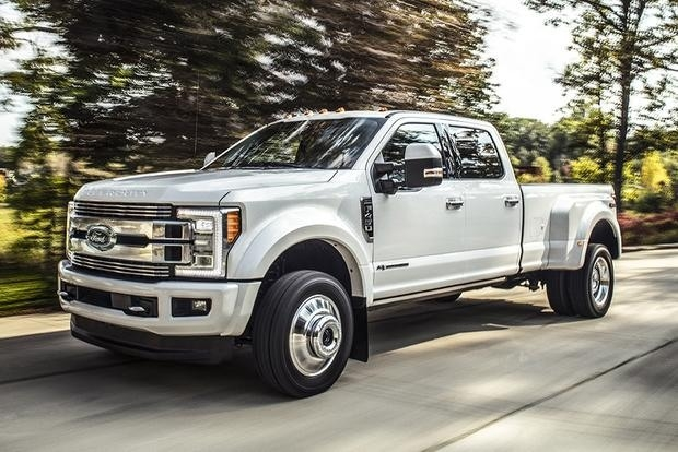 2018 Ford Super Duty Price and Release date