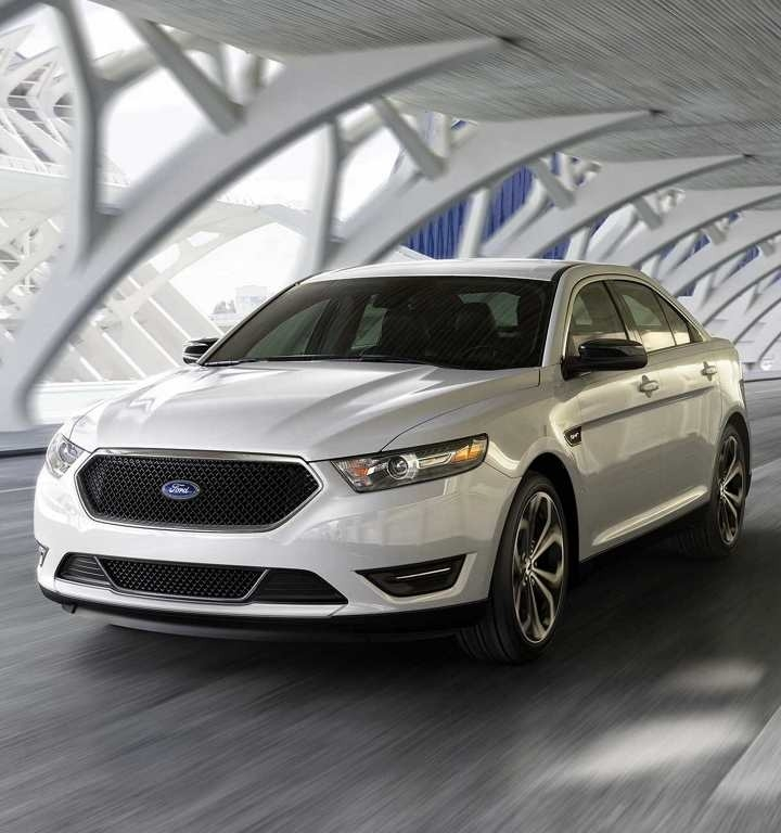 The 2018 Ford Taurus Sho Review