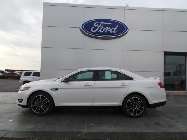 The 2018 Ford Taurus Sho New Release