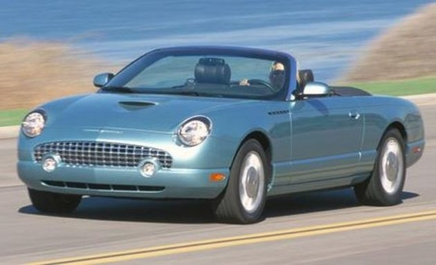 The 2018 Ford Thunderbird Review