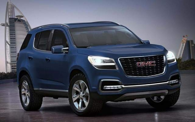 2018 GMC Envoy Overview