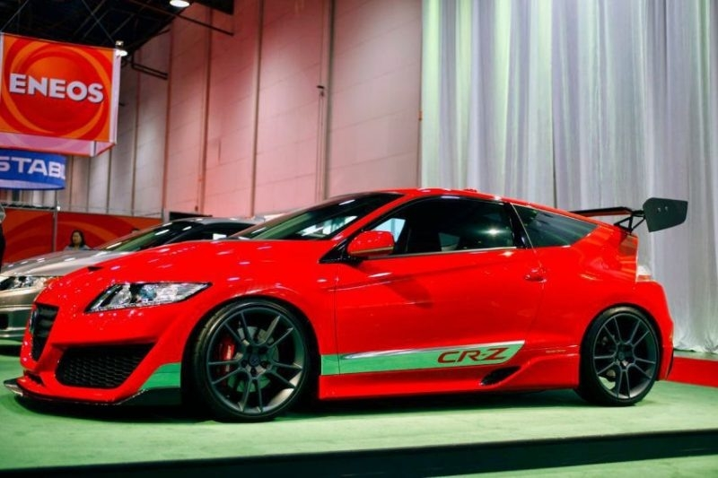 The 2018 Honda CRz Overview