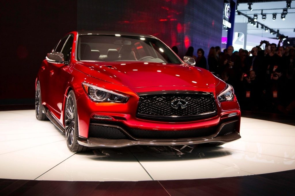 New 2018 Infiniti Q50 Coupe Eau Rouge New Release