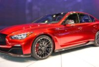 Best 2018 Infiniti Q50 Coupe Eau Rouge Price and Release date