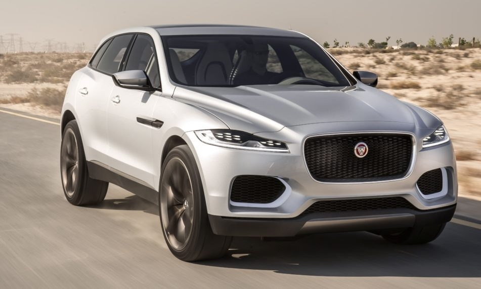 The 2018 Jaguar Xq CRossover First Drive