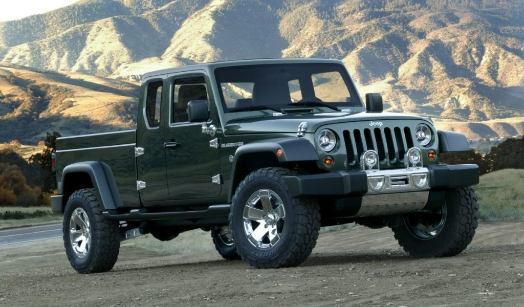Best 2018 Jeep Comanche Picture