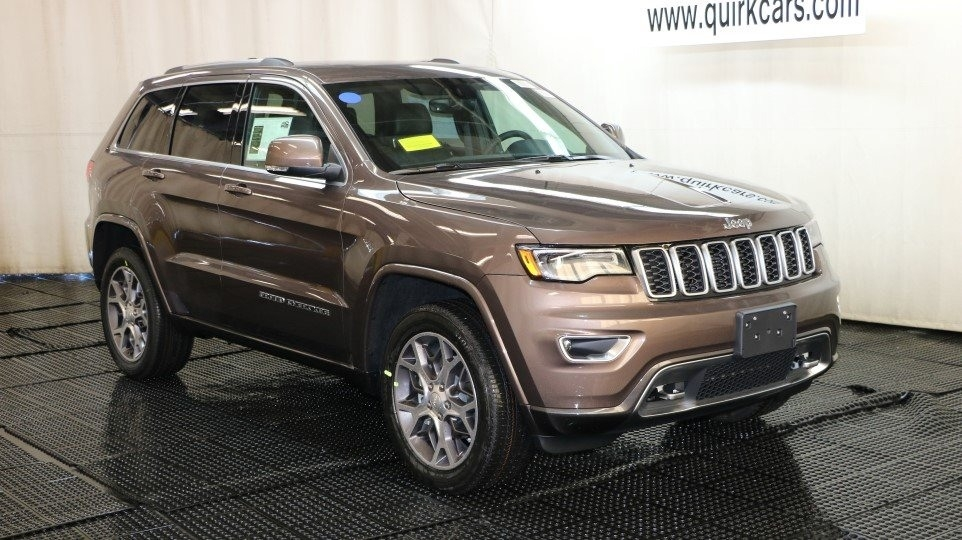 Best 2018 Jeep Grand Cherokee Picture