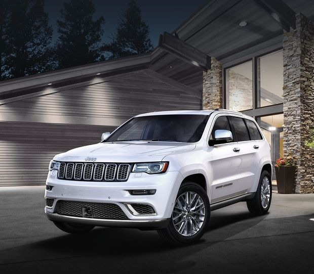 Best 2018 Jeep Grand Cherokee Concept
