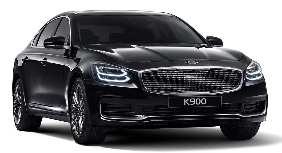 2018 Kia K900 New Interior