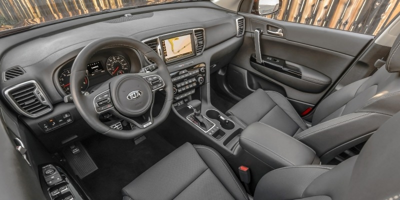 Best 2018 Kia Sportage Review Overview