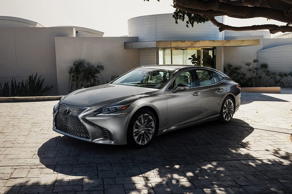The 2018 Lexus Ls 460 First Drive