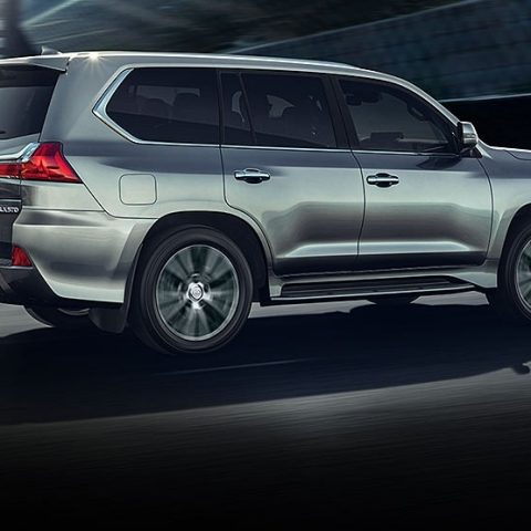 Best 2018 Lexus Lx 570 First Drive