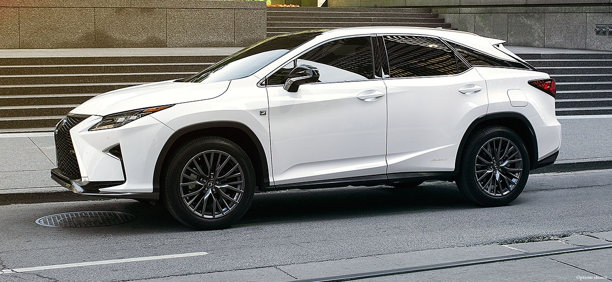 2018 Lexus Rx 450H Review and Specs