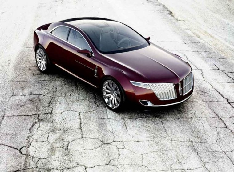 The 2018 Lincoln Mks First Drive