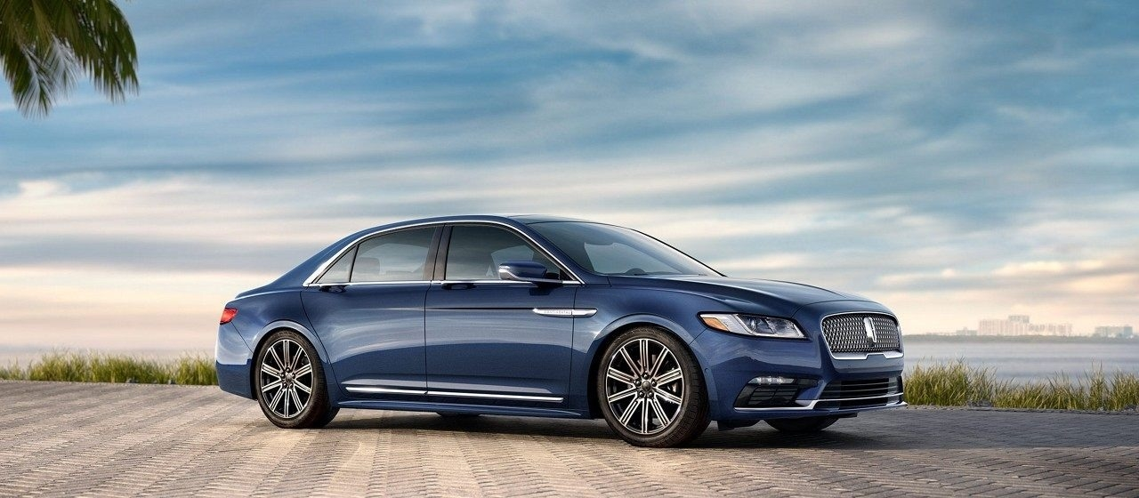 New 2018 Lincoln Town Specs and Review