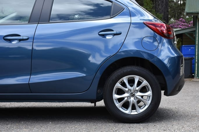 New 2018 Mazda 2 Redesign and Price