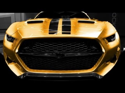 New 2018 Mustang Mach Picture