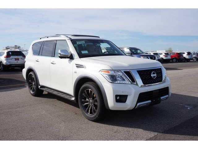 Best 2018 Nissan Armada Price and Release date