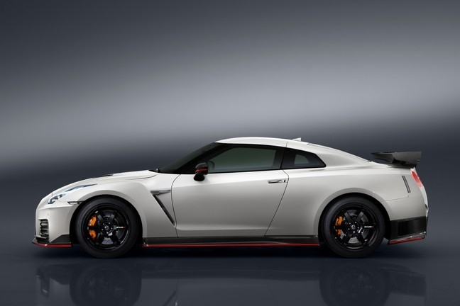 New 2018 Nissan Gt R Nismo Exterior