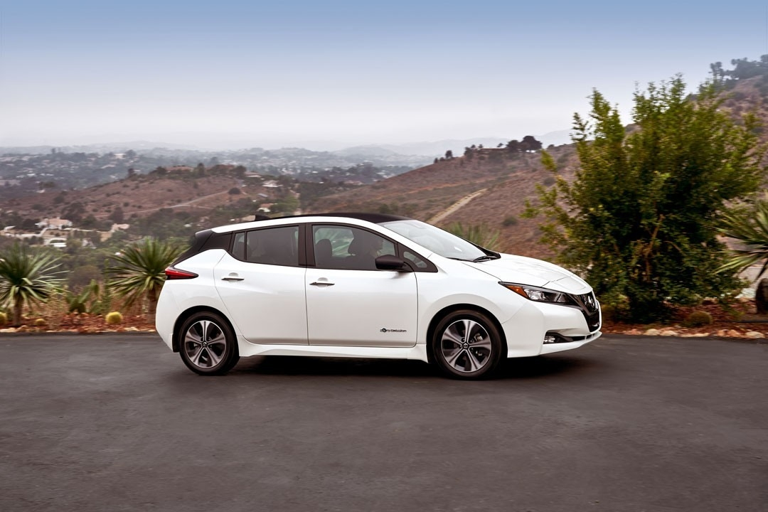 2018 Nissan Leaf New Release