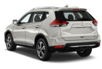 The 2018 Nissan Rogue Hybrid Picture