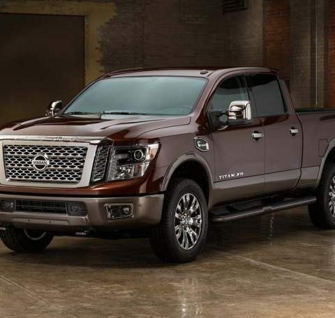 The 2018 Nissan Titan Diesel Price and Release date